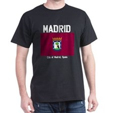 City of Madrid (Dark) T-Shirt