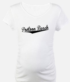 Pontoon Beach, Retro, Shirt
