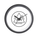 Alcoholics anonymous Wall Clocks