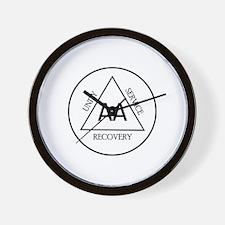 UNITY RECOVERY SERVICE Wall Clock