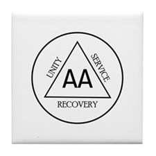 UNITY RECOVERY SERVICE Tile Coaster
