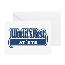 WB Dad [Russian] Greeting Cards (Pk of 10)