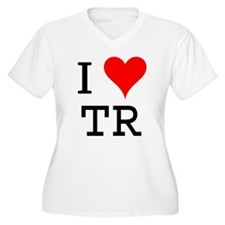I Love TR T-Shirt