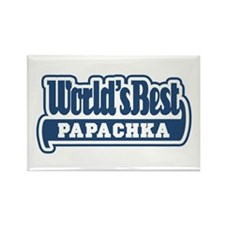 WB Dad [Russian] Rectangle Magnet