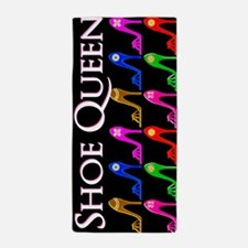 Stiletto Queen Beach Towel