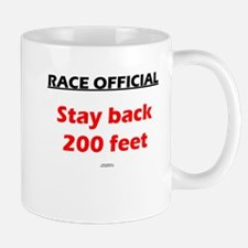 Race Official Mug