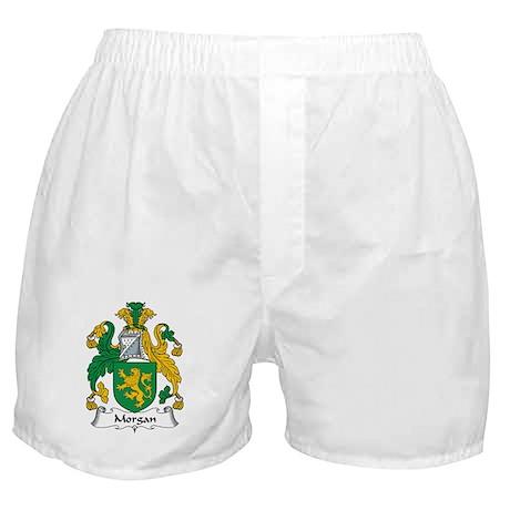 Morgan III (Wales) Boxer Shorts