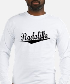 Radcliffe, Retro, Long Sleeve T-Shirt