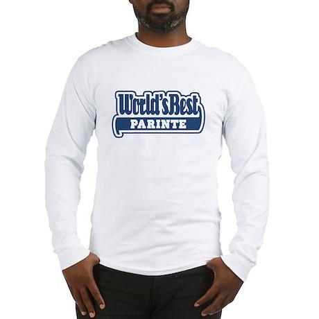 WB Dad [Romanian] Long Sleeve T-Shirt