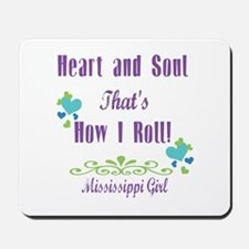 Mississippi Girl Mousepad