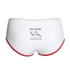GRITS Girl Women's Boy Brief