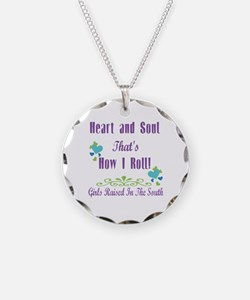 GRITS Girl Necklace