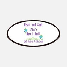 GRITS Girl Patches