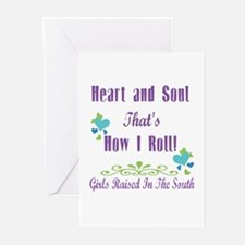 GRITS Girl Greeting Cards (Pk of 10)