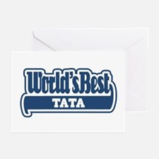 WB Dad [Romanian] Greeting Cards (Pk of 10)