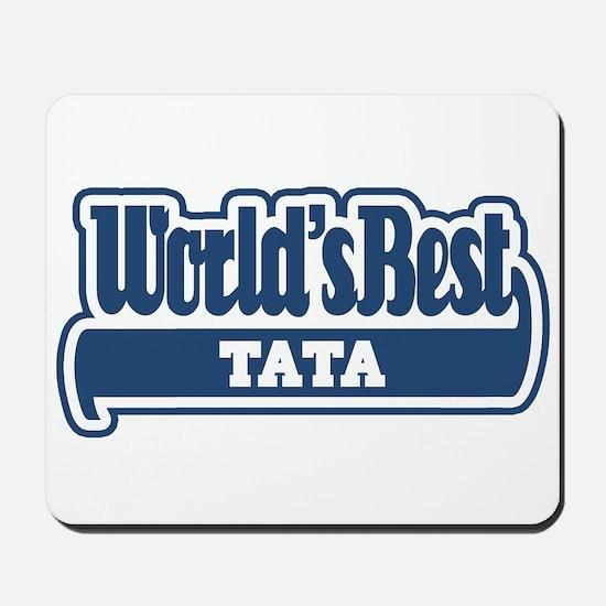 WB Dad [Romanian] Mousepad