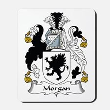 Morgan II (Wales) Mousepad