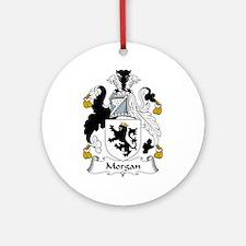 Morgan I (Wales) Ornament (Round)