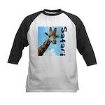 Safari Kids Baseball Jersey