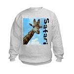 Safari Kids Sweatshirt