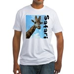 Safari Fitted T-Shirt