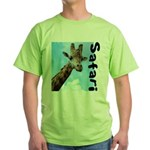 Safari Green T-Shirt
