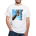 Safari White T-Shirt