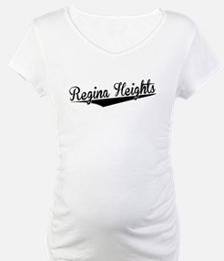 Regina Heights, Retro, Shirt