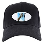Safari Black Cap