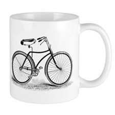 VintageBicycle Mugs