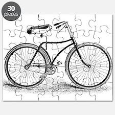 VintageBicycle Puzzle