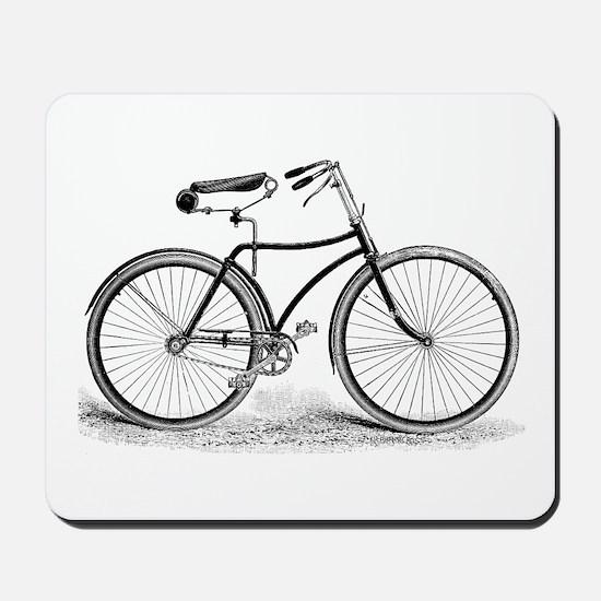 VintageBicycle Mousepad