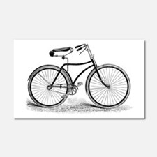 VintageBicycle Car Magnet 20 x 12