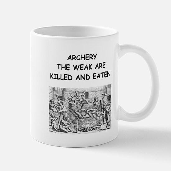 ARCHERY6 Mugs