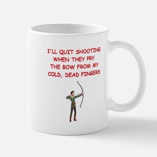 ARCHERY2 Mugs