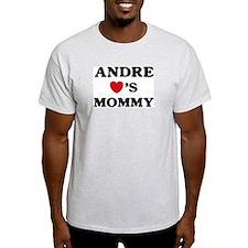 Andre loves mommy T-Shirt