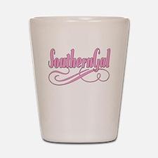 Southern Gal Shot Glass
