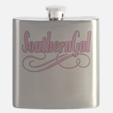 Southern Gal Flask