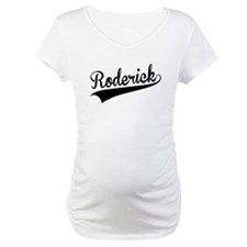 Roderick, Retro, Shirt