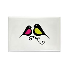 Love Birds Magnets