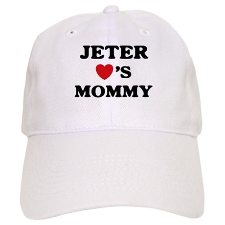 Jeter loves mommy Cap