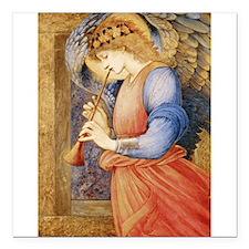 Burne-Jones - Angel Playing Flageolet - 19th Centu