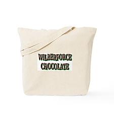 WILBERFORCE HBCU CHOCOLATE Tote Bag
