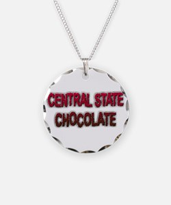 CENTRAL STATE CHOCOLATE Necklace