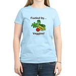 Fueled by Veggies Women's Light T-Shirt