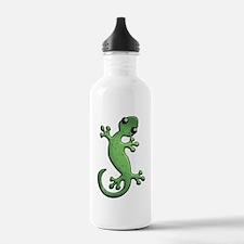 Green Rain Water Bottle