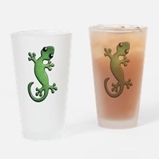 Green Rain Drinking Glass