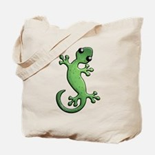 Green Rain Tote Bag