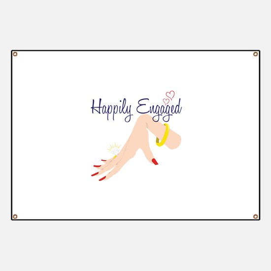Happily Engaged Banner