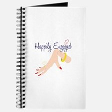 Happily Engaged Journal